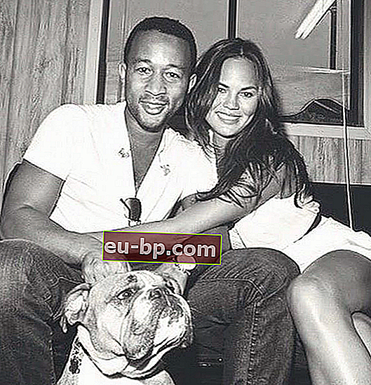 Chrissy Teigen dan John Legend Love Story