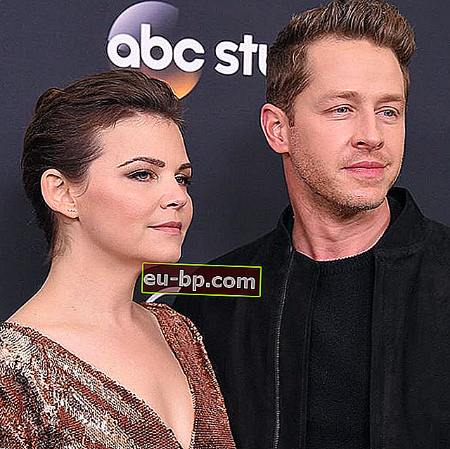 Ginnfer Goodwin dan Josh Dallas