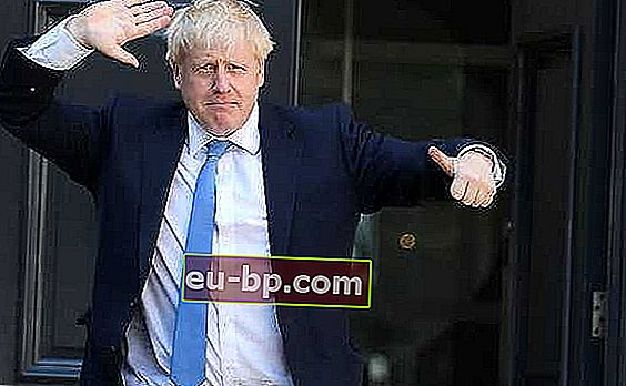 Boris Johnson PM