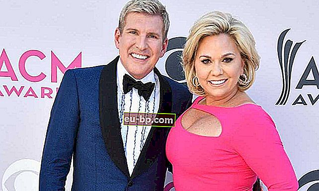 Julie Chrisley Kids