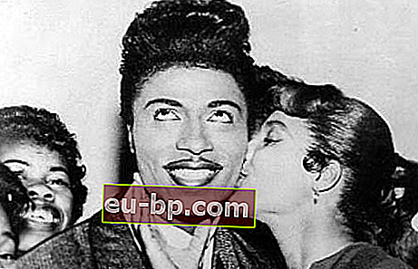 Istri Little Richard, Ernestine Campbell