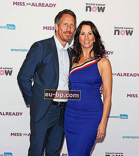 Andrea McLean Nick Feeney