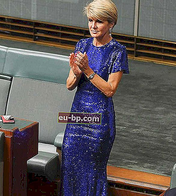 Menteri Julie Bishop