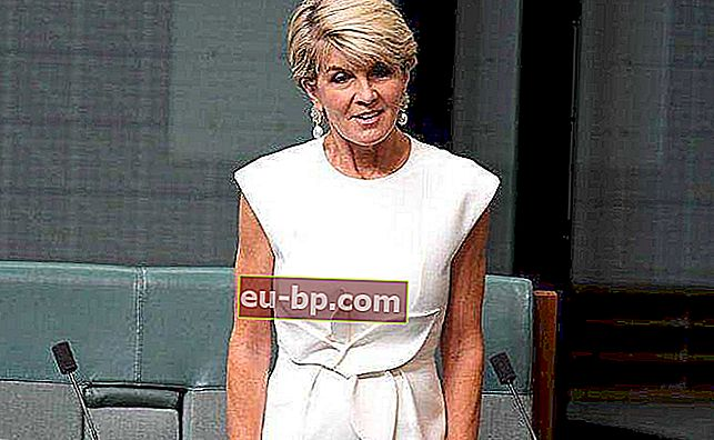Julie Bishop Kanselir