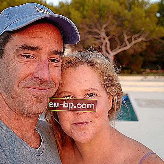 amy Schumer dan Chris Fischer